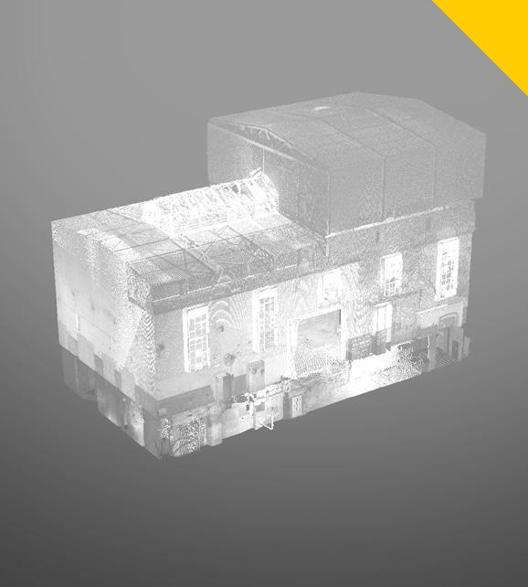 3D -Scan Bau